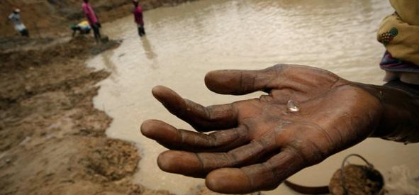 diamonds from conflict zones